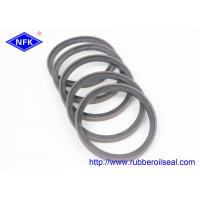 China SPG Hydraulic Piston Seals , Hydraulic Cylinder Piston Rings Oil Seal Edge on sale