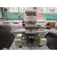 China BMB Normal Single Head 12 Color Embroidery Sewing Machine One Year Warranty on sale