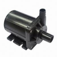 DC Submersible Pump, Brushless Solar Power 12V, 164GHP, 7m for Aquarium Cooling System/Pond Garden Manufactures