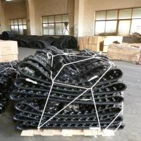 China Rubber Track for Lawn Mower on sale