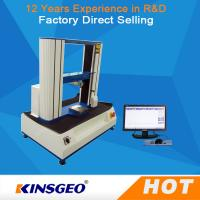 180kg Weight Universal Testing Machines Double Column Tensile Tester Easy Operation Manufactures