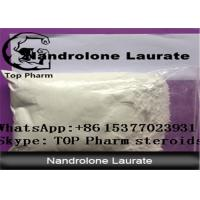 High purity Nandrolone laurate CAS 26490-31-3 gain muscles building body Manufactures