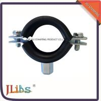 China ISO9001 Cast Iron Pipe Clamps For Pipe Brackets And Pipe Hanging System on sale