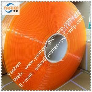 China Transparent pvc strip curtain standard pvc strip from Yashen on sale