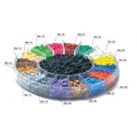 Noise Reduction EPDM Rubber Granules Walkway / Jogging Track Colorful Crumb Manufactures
