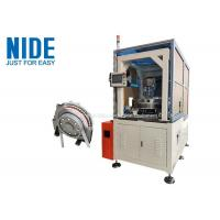 Automatic Elevator motor winding machine, BLDC Traction motor external armature coil winding equipment manufacturer Manufactures
