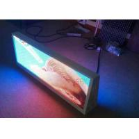 China P5 Waterproof Taxi LED Display 960x320mm High Brightness Electronic Message Boards on sale