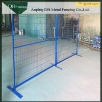 China 6ft*10ft temporary fence panels for Canada on sale