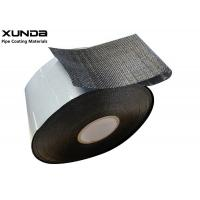 Anti Corrosive Wrapping Self Adhesive Bitumen Tape Of Oil Gas Pipeline Cold Applied Underground Buried Manufactures
