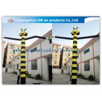 China Cute Blow Up Air Dancing Inflatable Man , Inflatable Advertising Man Blower on sale