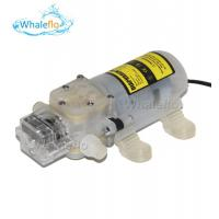 Whaleflo 70W 12v 24v dc food grade wine milk pump Self-priming Pump Automatic pressure control water pump Manufactures