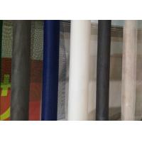 Invisibility Fiberglass Window Screens With 16 × 16 Mesh BWG 31 Used In House Manufactures