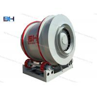 Reliable Three Cylinder Rotary Sand Drying Equipment With Self Insulation Feature Manufactures