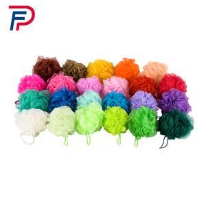Lovely Staff toys loofah soft mesh body brush bath sponge,PP BATH SPONGE Manufactures