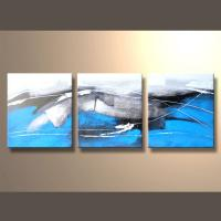 Hand-painted Modern Abstract Painting On Canvas Manufactures
