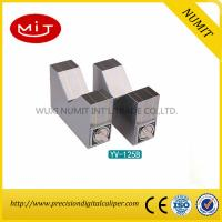 Two Pieces for 1 Pair Magnetic V-block Holding Power 15KGS-23KGS / Magnetic Blocks Manufactures