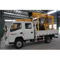 drill machine XYC-200GT Truck-mounted drilling rig Manufactures