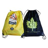 Foldable Satin Drawstring Bags / Personalized Drawstrings Bag Recyclable Manufactures