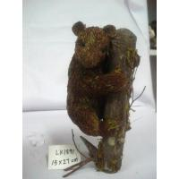 Handmade bear, Holiday decoration ,Natural material Easter &christmas decoration and home decoration Manufactures