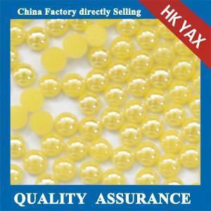Buy cheap Ceramic pearl,ceramic rhinestone,ceramic stone new arrival ,pearl rhinestones flatback 0825 from wholesalers