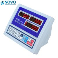 Multi Functional Digital Weight Indicator Has Backlight RS232 Interface Manufactures