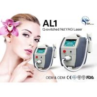 Powerful 1064 Nm 532nm Q Switch Laser Tattoo Removal Machine 3.5ns Pulse Width Manufactures