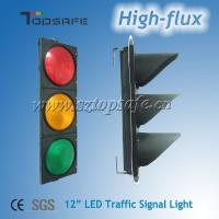 "300mm (12"") High-Flux LED Traffic Signal (TP-JD300-3-303HP) Manufactures"