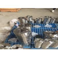 "Round 3"" Stainless Steel Pipe Reducer Fittings Raised Face With Finish To Mss Sp6 Manufactures"