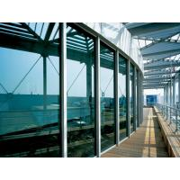 Low E Insulated Glass , Noise Insulation Double Glazing Glass Manufactures