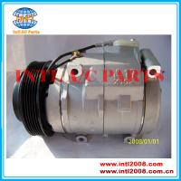 DENSO 10S15C auto ac air conditioning compressor for Toyota Hilux Nova 2006- 7pk pulley Manufactures