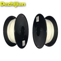 1.75 / 3mm 3D printing TPE Flexible plastic filament 1kg 2.2lb Rolls for DIY 3D printer Manufactures