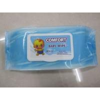 Baby Wipes with Plastic Cover Manufactures