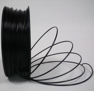 Light Weight Carbon Fiber ABS Filament 1.75 Mm , 3D Printing Carbon Fiber Materials Manufactures