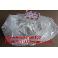 Natural Boldenone Muscle Growth Raw Steroid Powders Dehydrotestosterone CAS 846-48-0 Manufactures