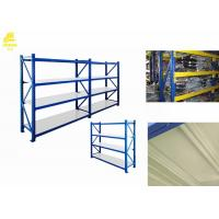 Rustproof Heavy Duty Galvanised Shelving / Heavy Duty Industrial Shelving Systems Manufactures