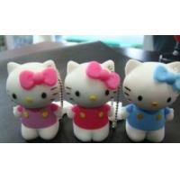 Promotion 4gb Cute Hello Kitty Carton USB Flash Memory Manufactures