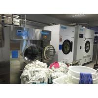 High Spin Commercial Washing Machines Europe Standard Stainless Steel 304 Manufactures