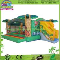 Guangzhou QinDa Inflatable Various Kinds of PVC Inflatable Bouncer Castle House Manufactures