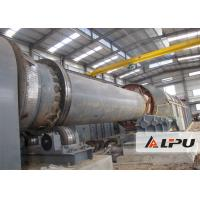 Energy Saving Rotary Kiln for Cement Production Line , 200 t/d Cement Kiln