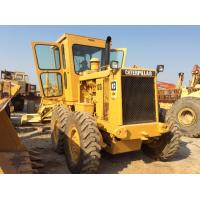 China Used Caterpillar Motor Grader 12G/CAT Motor Grader With 3 teeth Ripper on sale