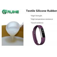 China Fast Curing And High Strength LSR Liquid Silicone Rubber For Watch MSDS on sale