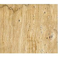 China White Travertine Marble Slate Wall Tiles For Home Decoration on sale