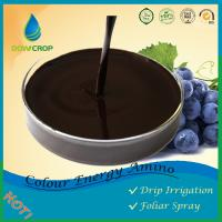 Quality DOWCROP  Hot   sale    COLOURANT  ENERGY@ POLYPEPTIDE   AMINO   Dark   Brown  Liquid   With    High     Quality for sale
