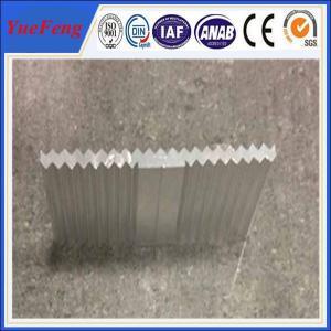 aluminum extrusion panel manufacture, extruded industrial aluminium profile factory Manufactures