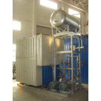 Electric Wood Fired Thermal Oil Boiler 30 - 1050kw , High Temperature Manufactures