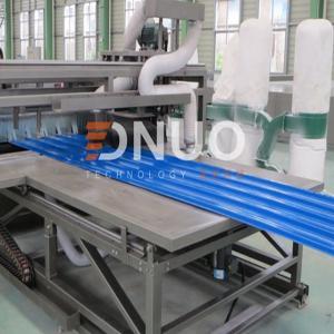 Standard FRP gel coat  lighting sheet making machine/FIberglass gel coat sheet machine Manufactures