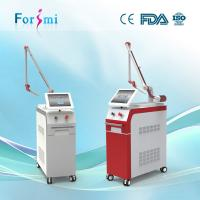 Freckles pigment age spots removal beauty machines q switched nd yag laser tattoo removal Manufactures