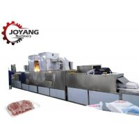 PLC Touch Screen Microwave Meat Thawing Equipment Environmental Protection Manufactures