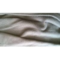 China Pure Cotton Top Dyed Melange 3 Ends French Terry Fabric For Sportswear 75 / 77'' on sale