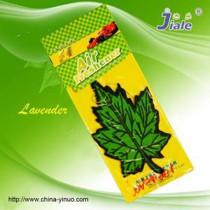 China car air freshener card paper air freshener on sale
